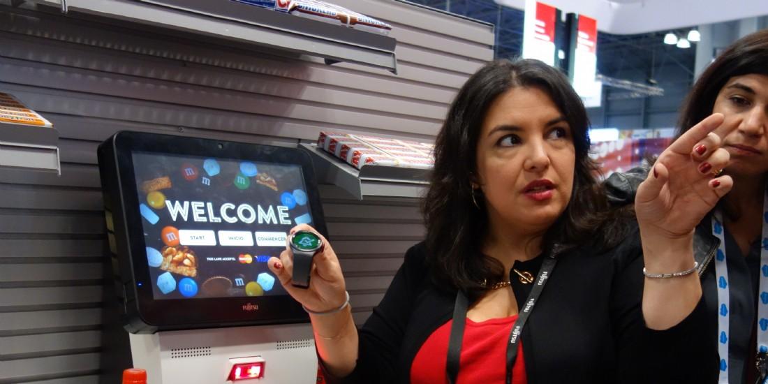 #NRF17 Fujitsu présente ses 4 innovations dans le retail