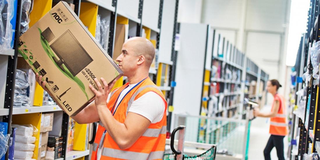 Amazon inaugure son 5e centre de distribution avant un 6e en 2018