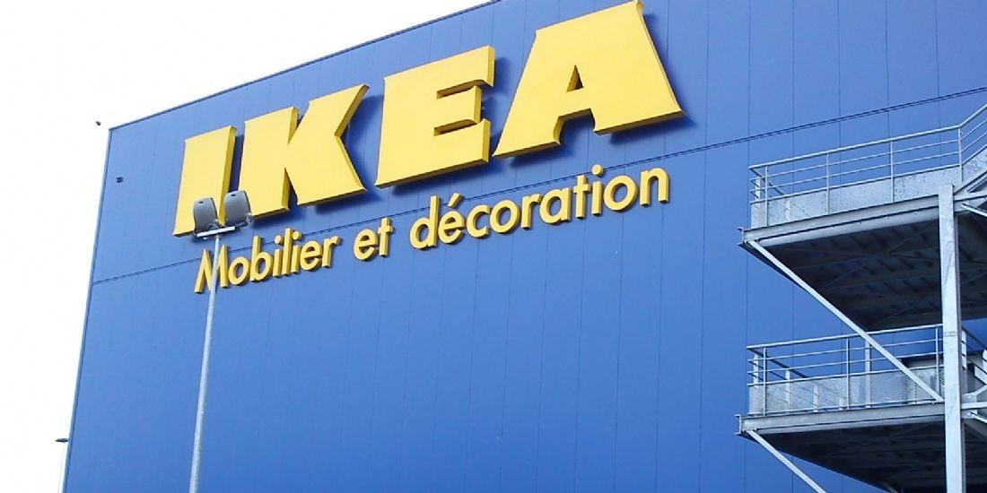 Le chiffre d'affaires d'Ikea en croissance de 3,8%