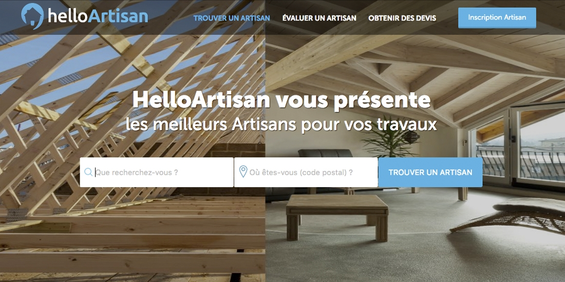 Helloartisan.com accélère son développement grâce à Sefaireaider.com