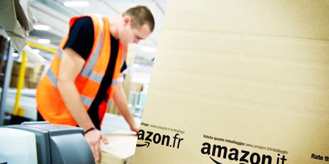 Une nouvelle agence de livraison pour Amazon à Toulouse