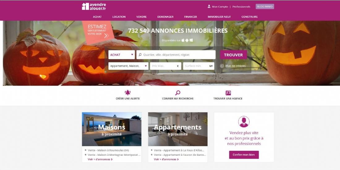Le site A vendre à Louer racheté par Leboncoin