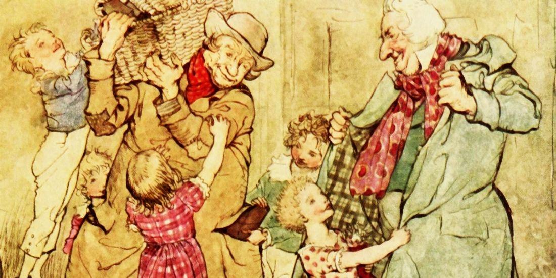 Arthur Rackham, A Christmas Carol