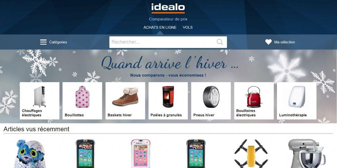Idealo, le comparateur de prix qui veut devenir le numéro 1 en France
