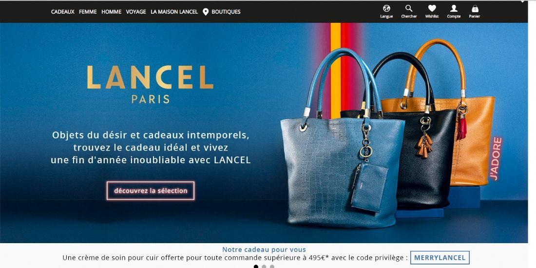 Lancel se met à l'heure du paiement mobile pour ses clients chinois