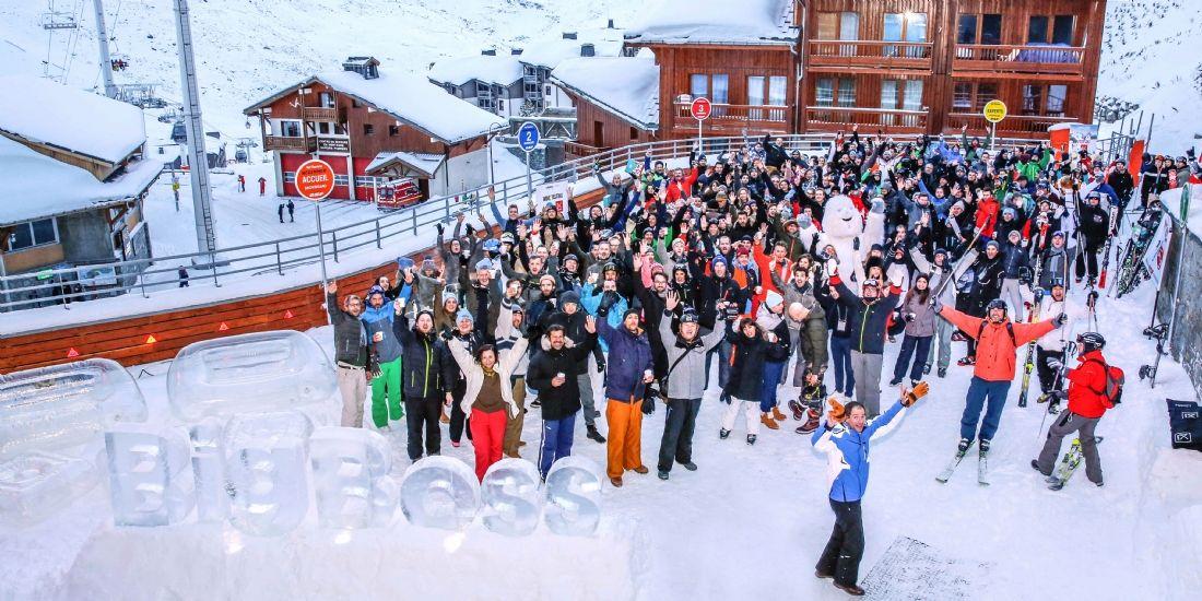 Les BigBoss Winter Edition, du business et du ski