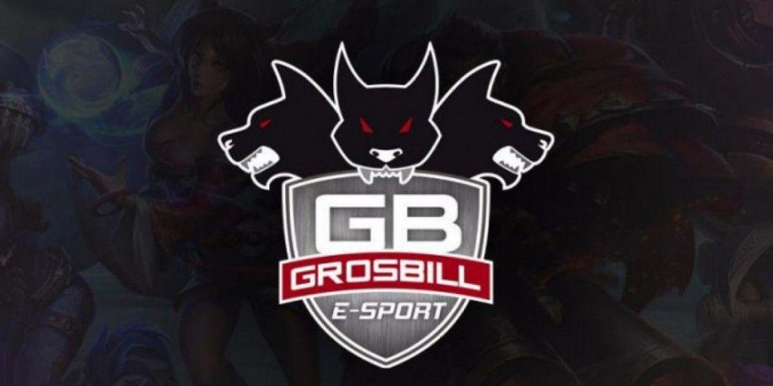 L'équipe e-sport de Grosbill souffle sa première bougie