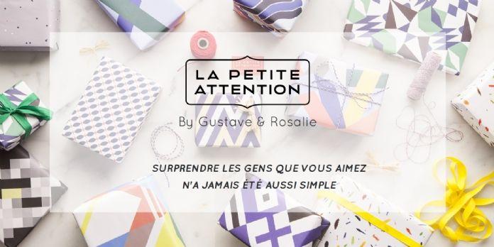 Gustave & Rosalie boxe dans la catégorie e-commerce
