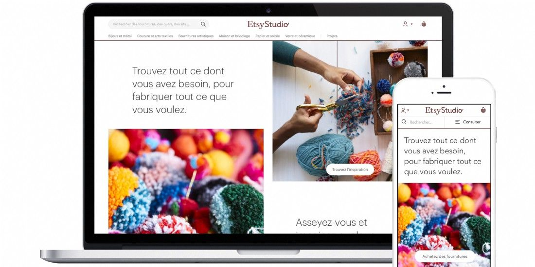 Etsy lance une nouvelle offre et élargit ses fonctionnalités
