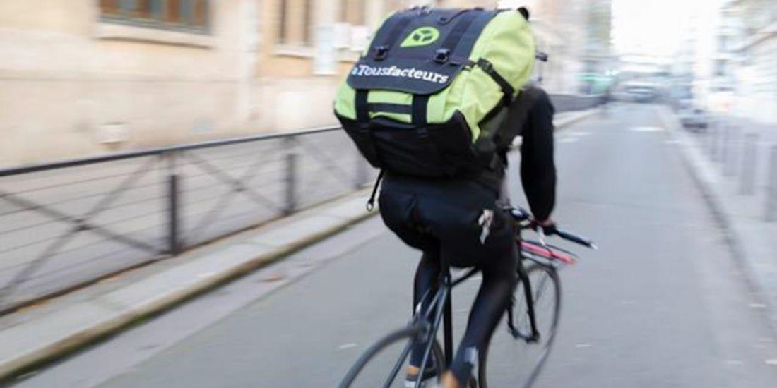 Mondial Relay déploie un service de livraison à vélo