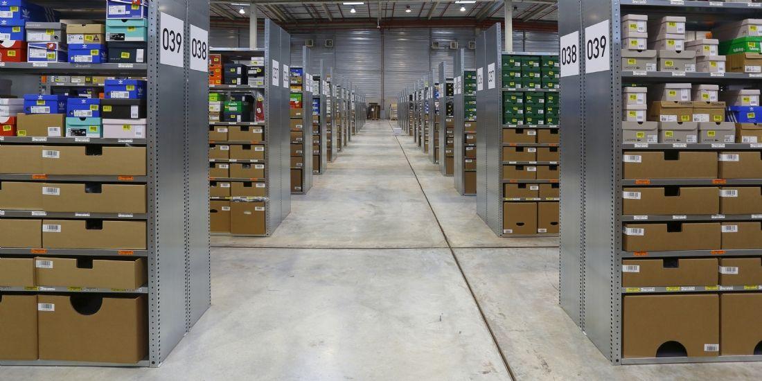 Zalando inaugure son premier hub logistique en France
