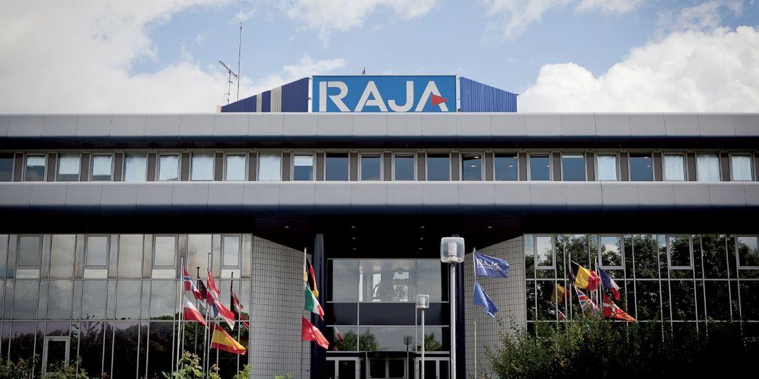 RAJA accélère sur les grands comptes et l'e-commerce, source de 20% de son CA
