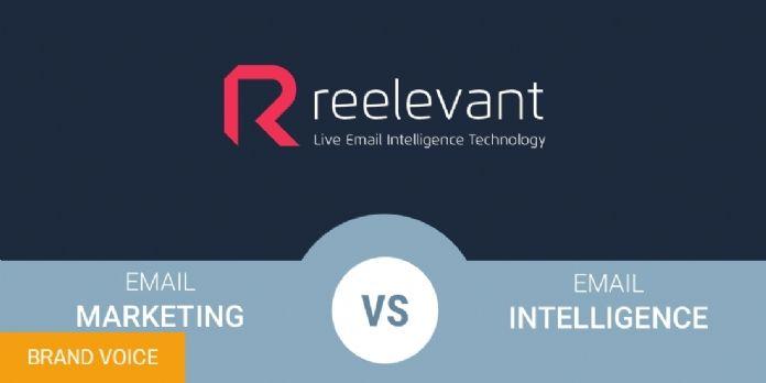 Reelevant : l'email marketing est mort ! Vive l'Email Intelligence