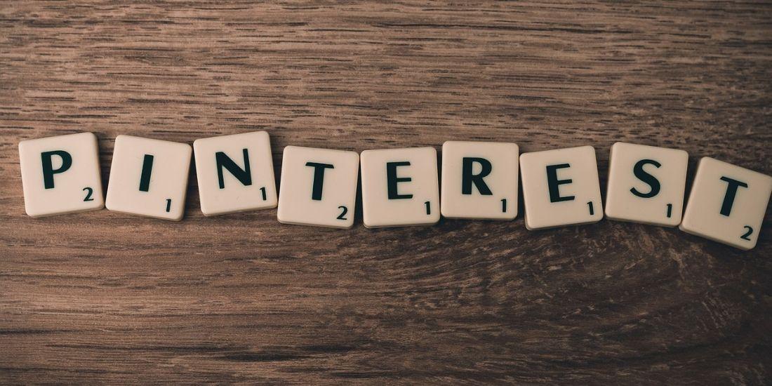 '75% du contenu enregistré sur Pinterest proviennent d'un site professionnel'
