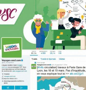 Voyages-SNCF lance l'option d'achat sur Facebook grâce à un chatbot