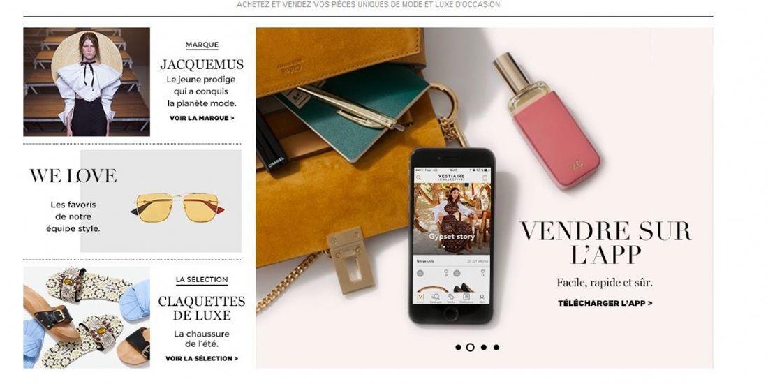 Vestiaire Collective ouvre un nouveau hub logistique à Tourcoing