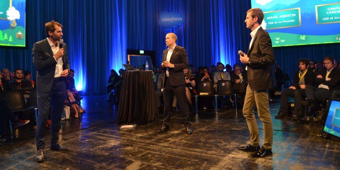 Salesforce veut convertir les petites entreprises au CRM
