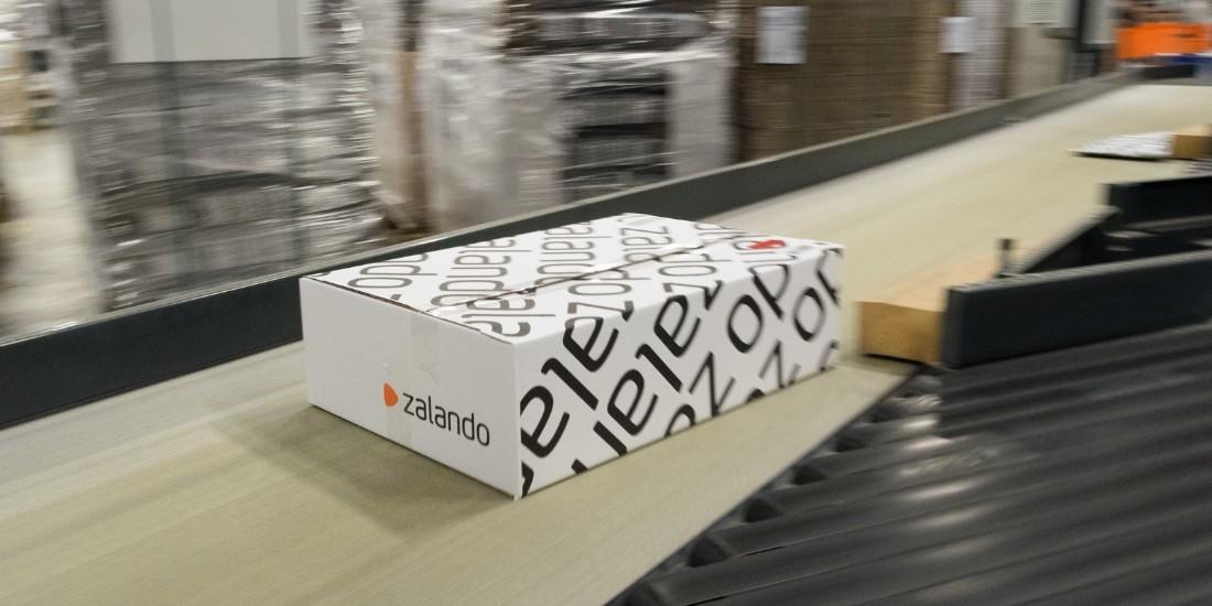 Zalando propose de s'occuper de la logistique pour ses partenaires