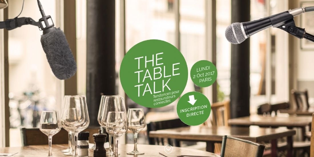 La Fourchette lance 'The Table Talk'