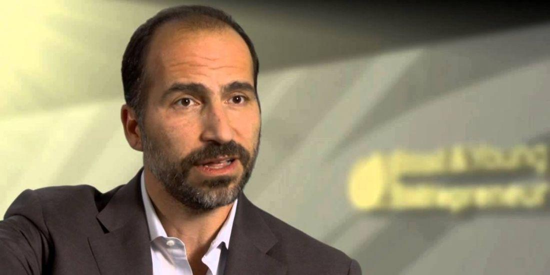 Dara Khosrowshahi, pdg-d'Expedia, rejoint Uber