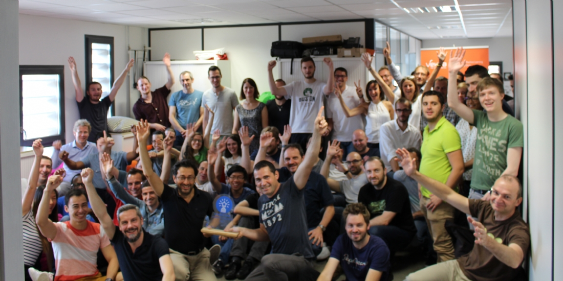 La start-up Vekia lève 12 millions d'euros
