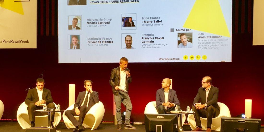 """#ParisRetailWeek """"Live Retail : un commerce vivant, un consommateur réel"""""""