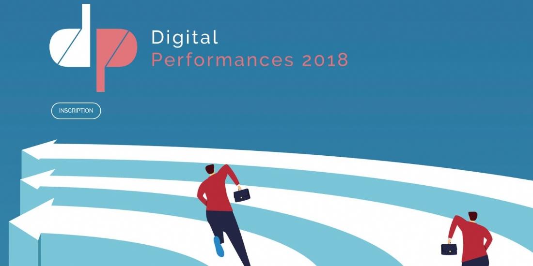 L'EBG organise les 'Digital Performances 2018' les 7 et 8 février