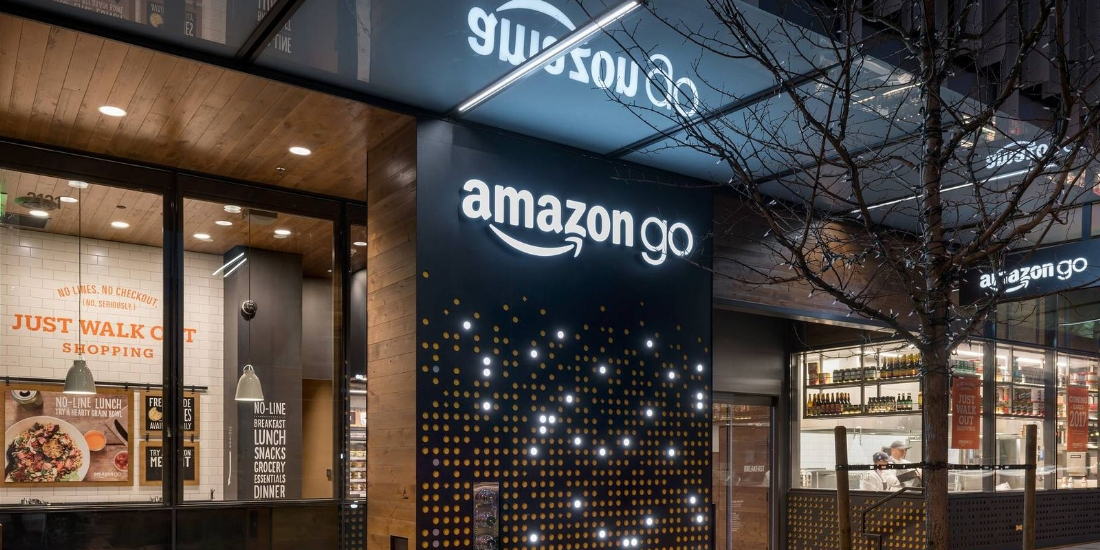 Le premier magasin Amazon Go ouvre enfin à Seattle