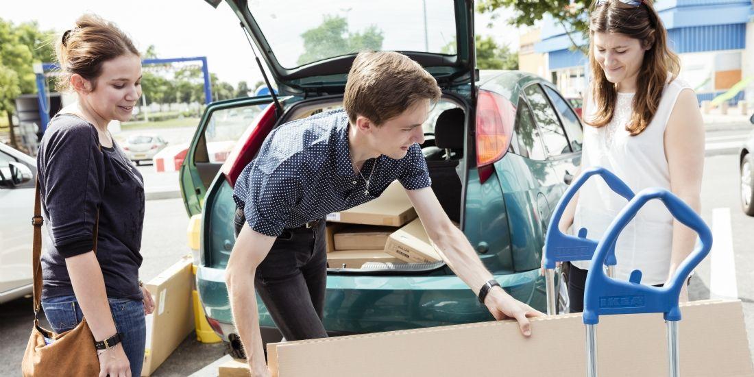 Nouveau hub logistique pour Ikea en Ile-de-France