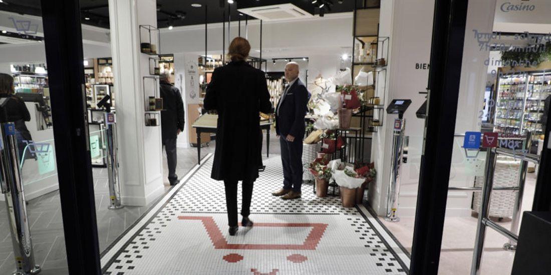 Casino inaugure un nouveau concept de magasin à Paris