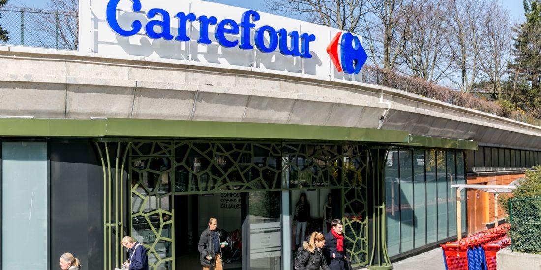Les ventes de Carrefour se redressent