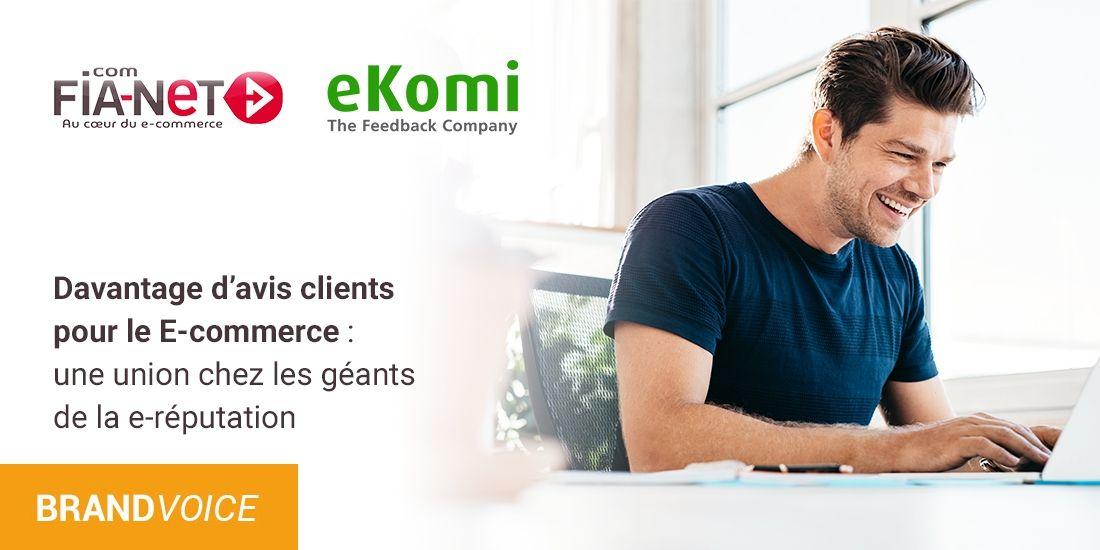 Davantage d'avis clients pour le E-commerce : un partenariat chez les géants de la e-réputation
