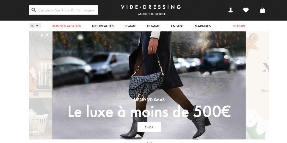 Leboncoin acquiert Videdressing