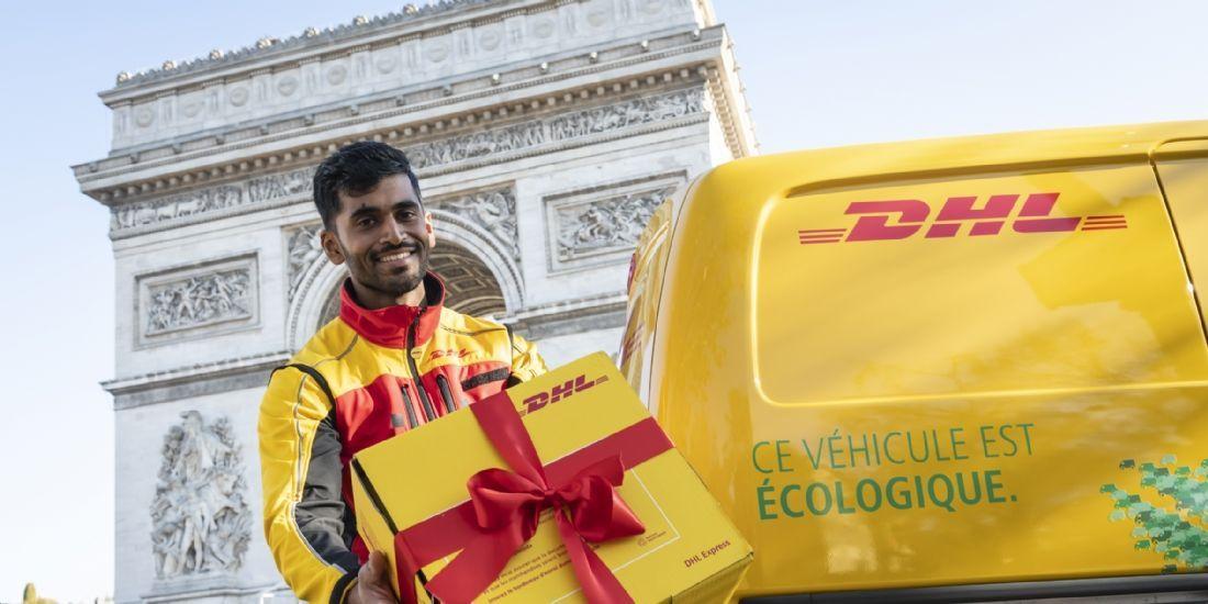DHL Express renforce son dispositif pour Noël