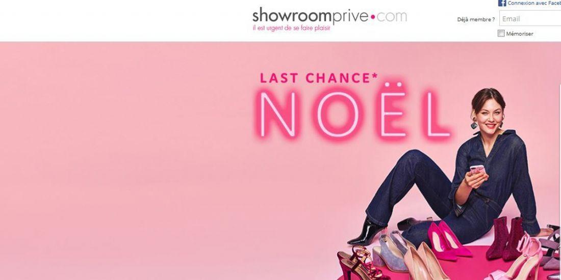 Showroomprivé augmente son capital de 40 millions d'euros