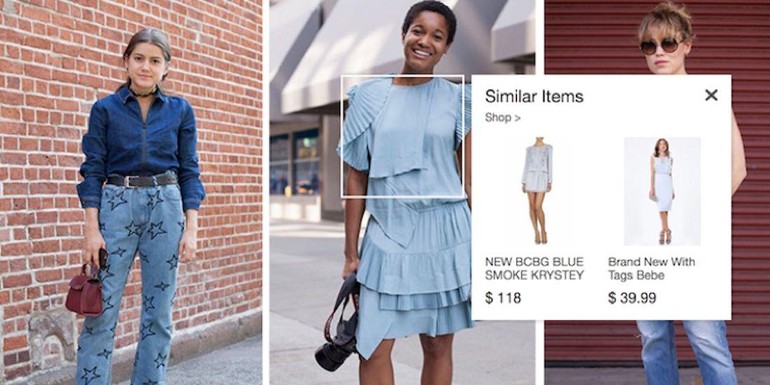 EBay s'allie à Mashable pour lancer les images 'achetables'