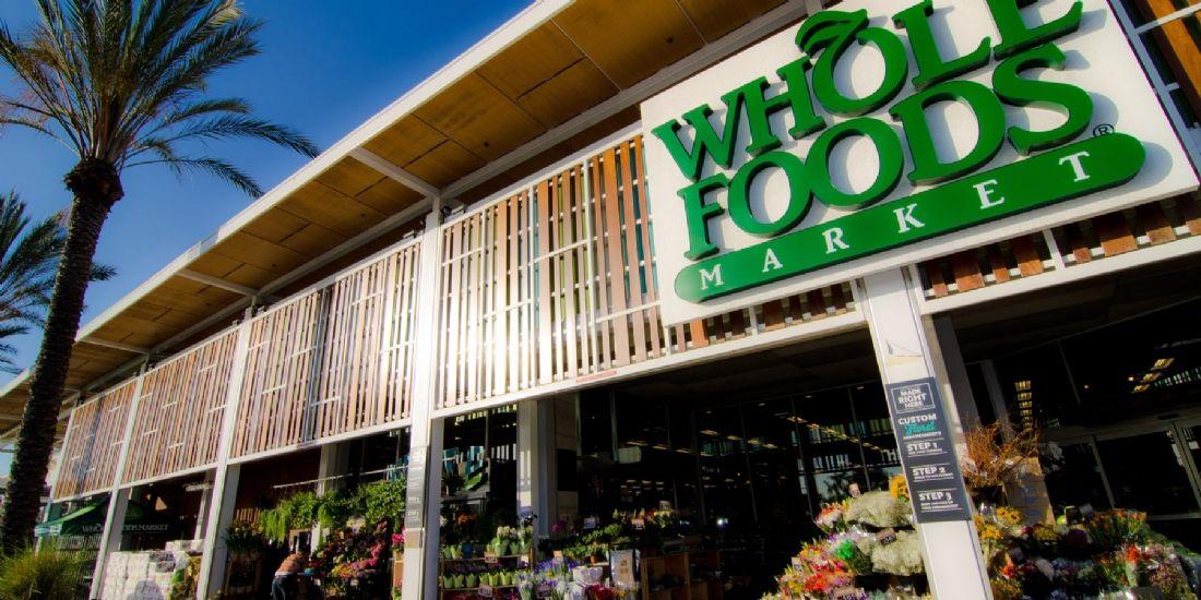 Amazon met en place un service de livraison de frais pour les magasins Whole Foods Market