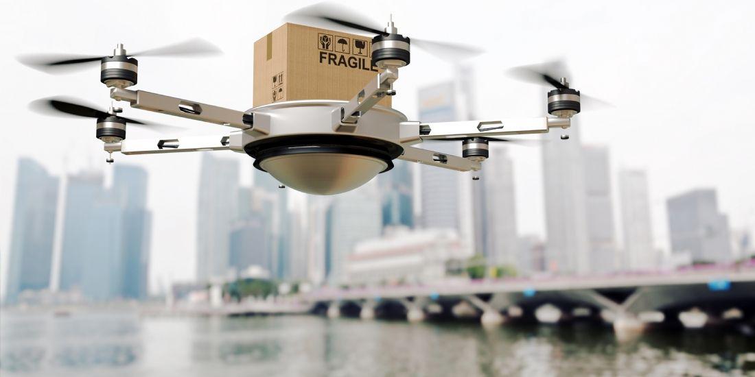Quel avenir pour les drones dans le retail?