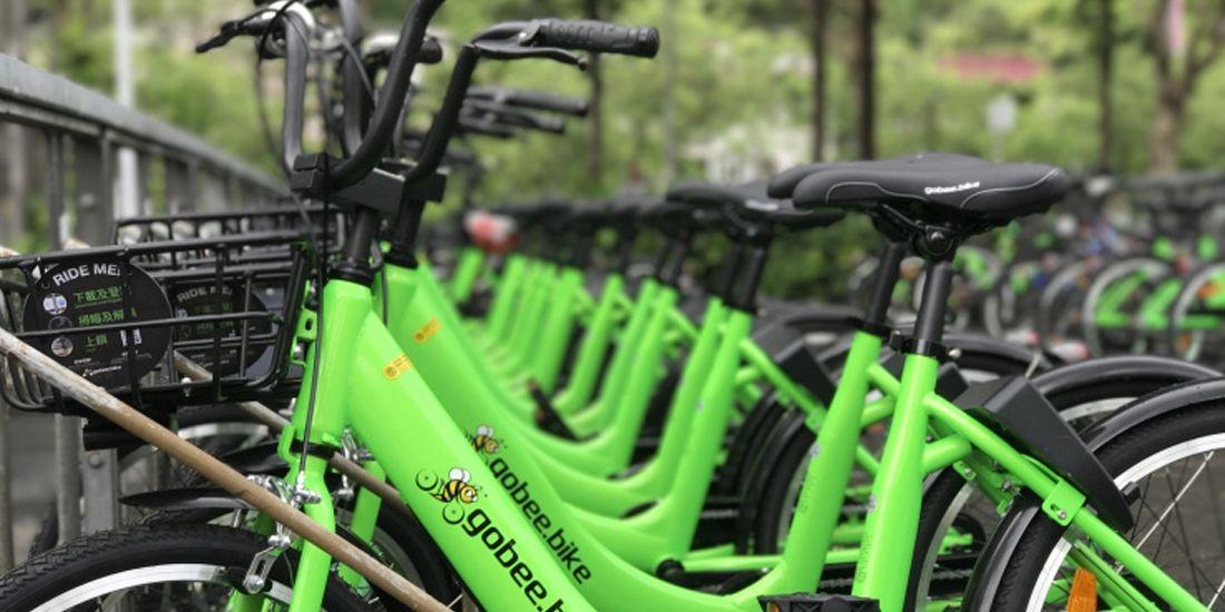 La start-up Gobee.bike cesse son activité en France