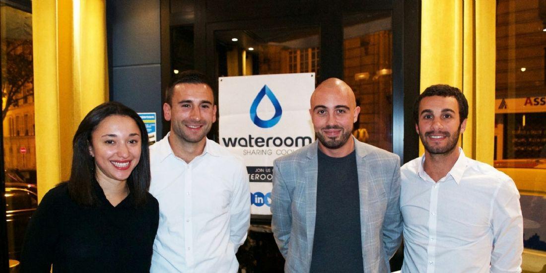 Wateroom veut devenir le Airbnb de la salle de bains