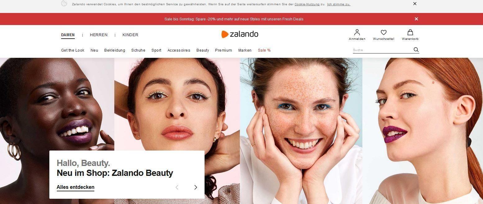 853ba1f2c18513 Zalando s'ouvre à la cosmétique