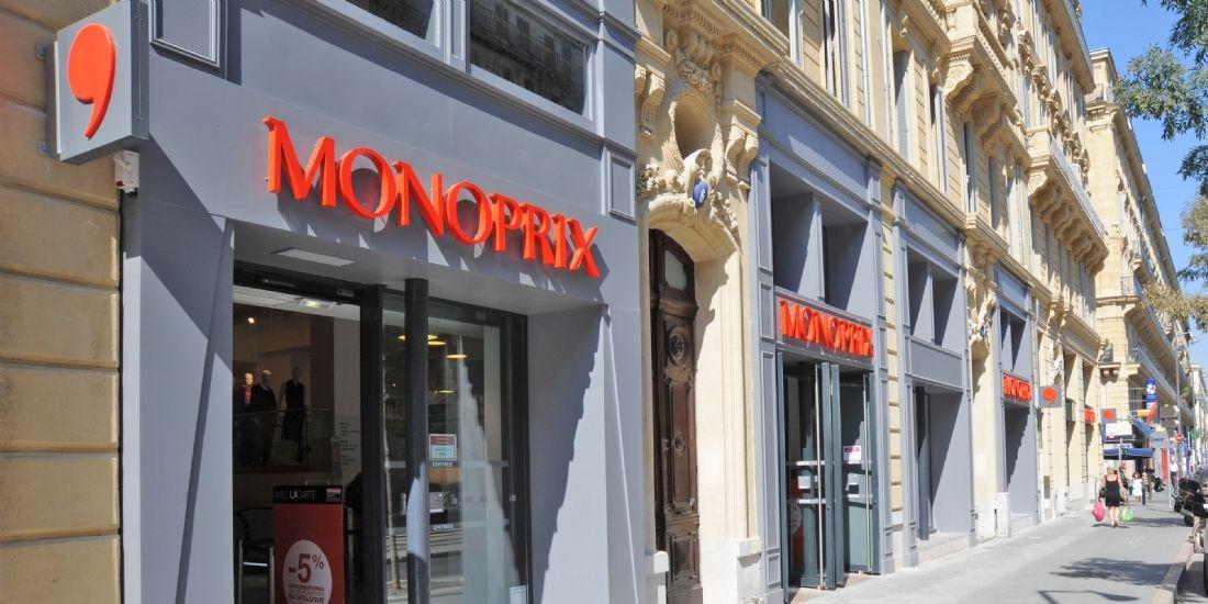 Amazon et Monoprix s'allient dans l'e-commerce alimentaire