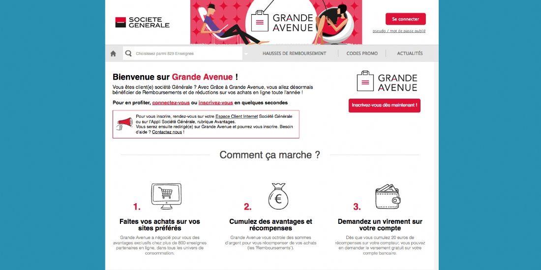Société Générale fidélise ses clients grâce au cashback