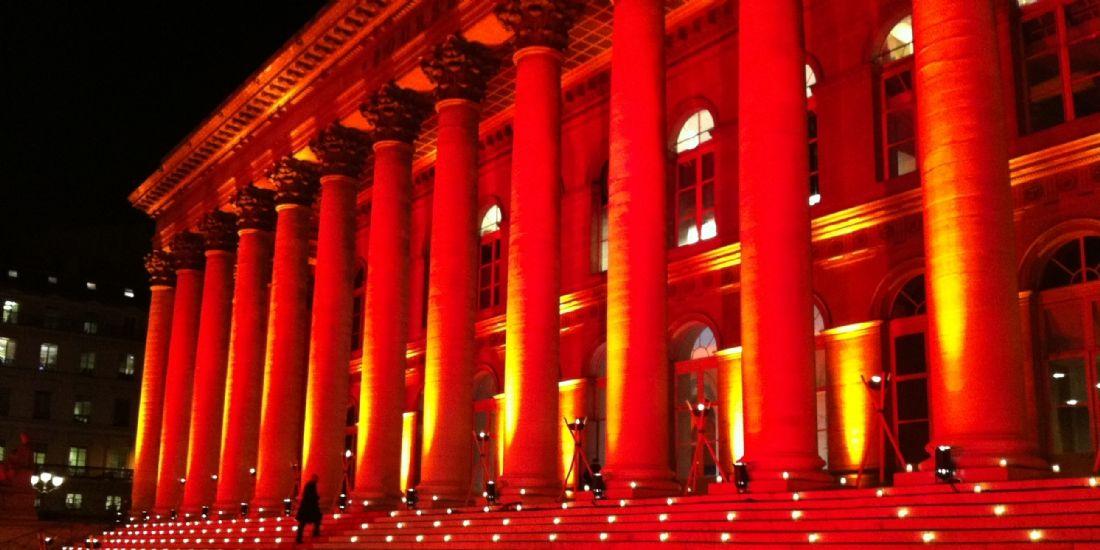 Le Palais Brongniart annonce l'ouverture de La Place