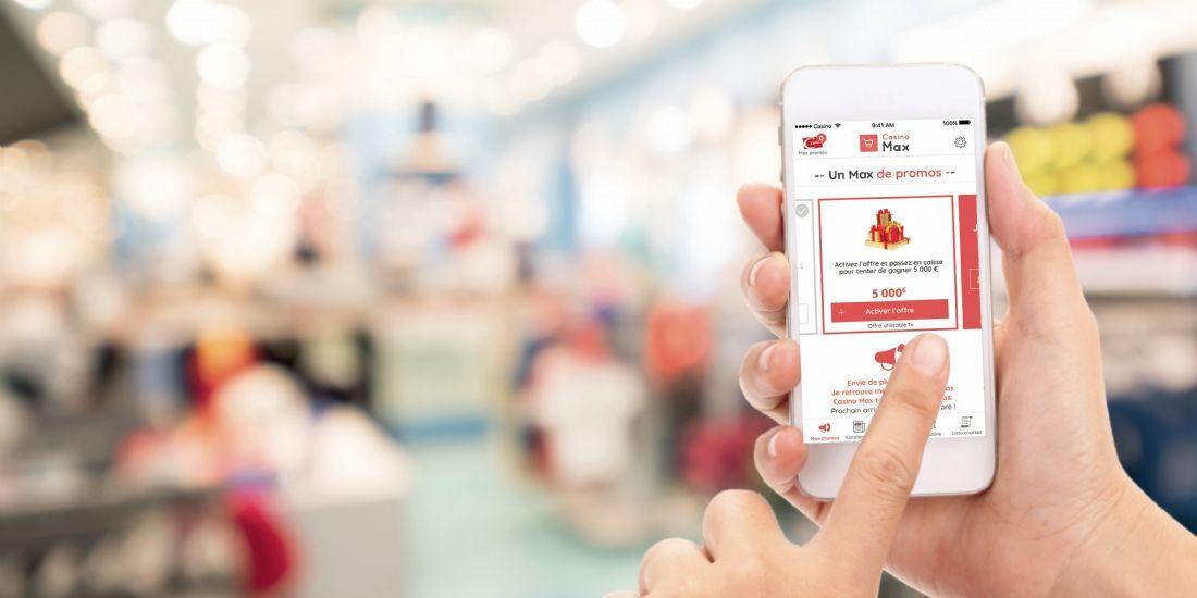Casino lance Scan Express pour payer sans attendre en caisse