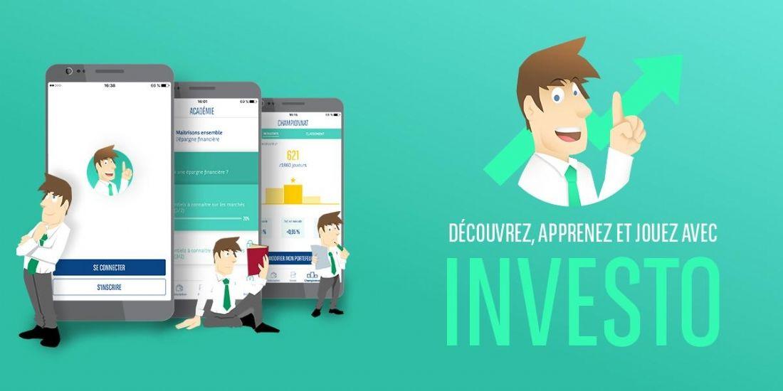 BNP Paribas lance Investo, une application pédagogique dédiée à l'épargne financière