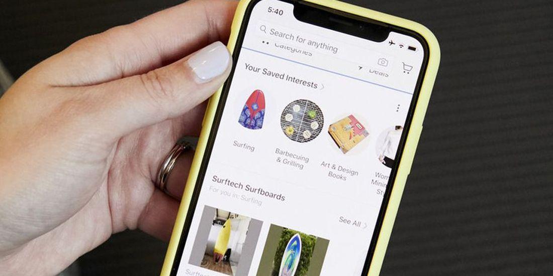 EBay invente les boutiques personnalisées par les consommateurs