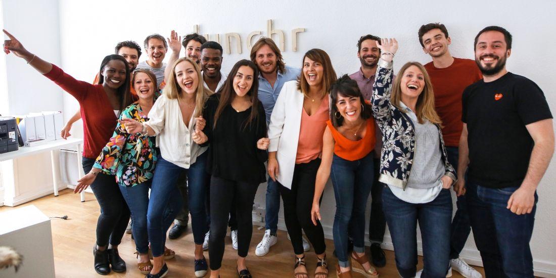 Lunchr lève 11 millions pour déployer ses titres-restaurant nouvelle génération