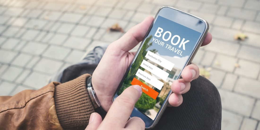 L'essor du mobile dans les voyages en ligne