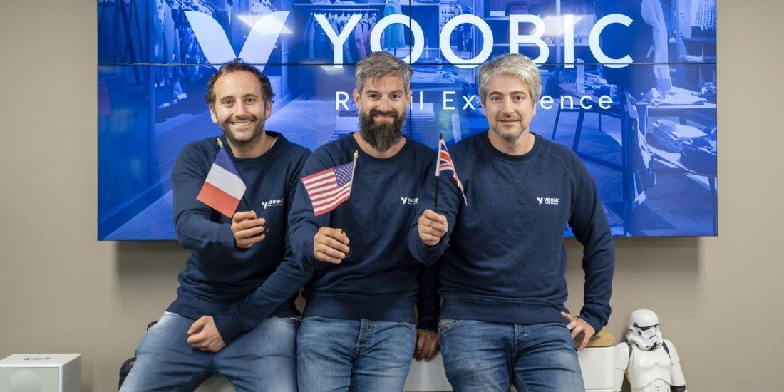 La start-up Yoobic lève 25 millions de dollars pour conquérir les points de vente américains